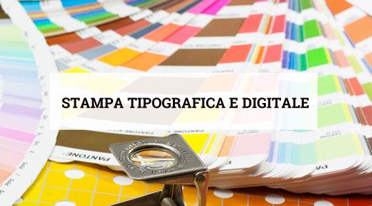 Sevizi Stampa Tipografica Digitale