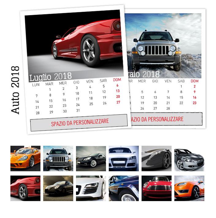 Calendario Auto.Calendario Auto Colgraf