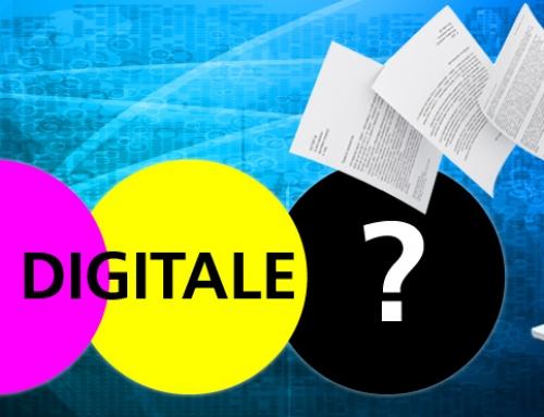 Stampa Offset o Digitale? Quale scegliere
