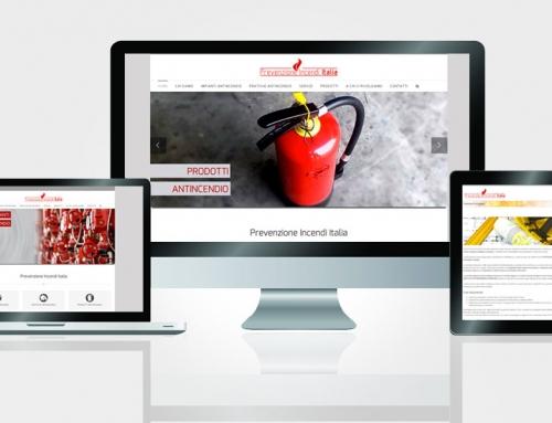 Sito Web Prevenzione Incendi Italia