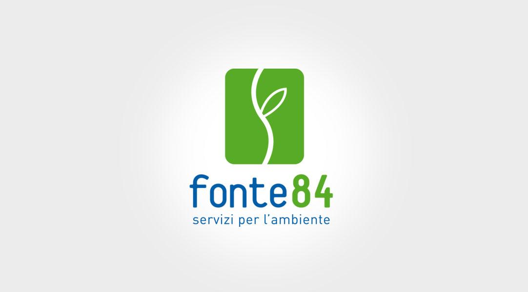 Realizzazione grafica Logo Fonte84