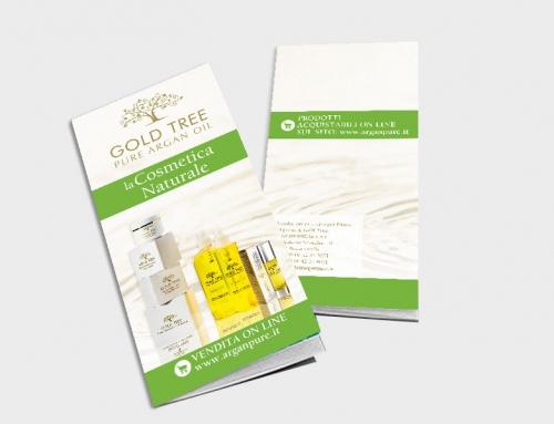 Depliant Gold Tree