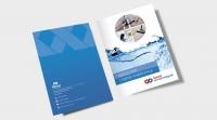 Realizzazione Grafica Brochure Tecna