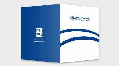 Realizzazione Grafica Cartelline HSI