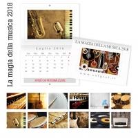 calendari da muro musica