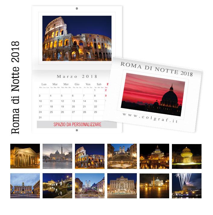 calendari da muro roma